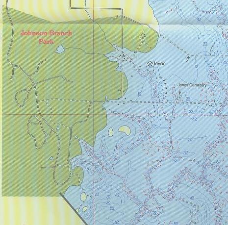 Lake Maps And Fishing Guides By Fishing Hot Spots - Fishing hotspot maps